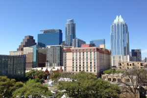 Austin, Texas cityscape